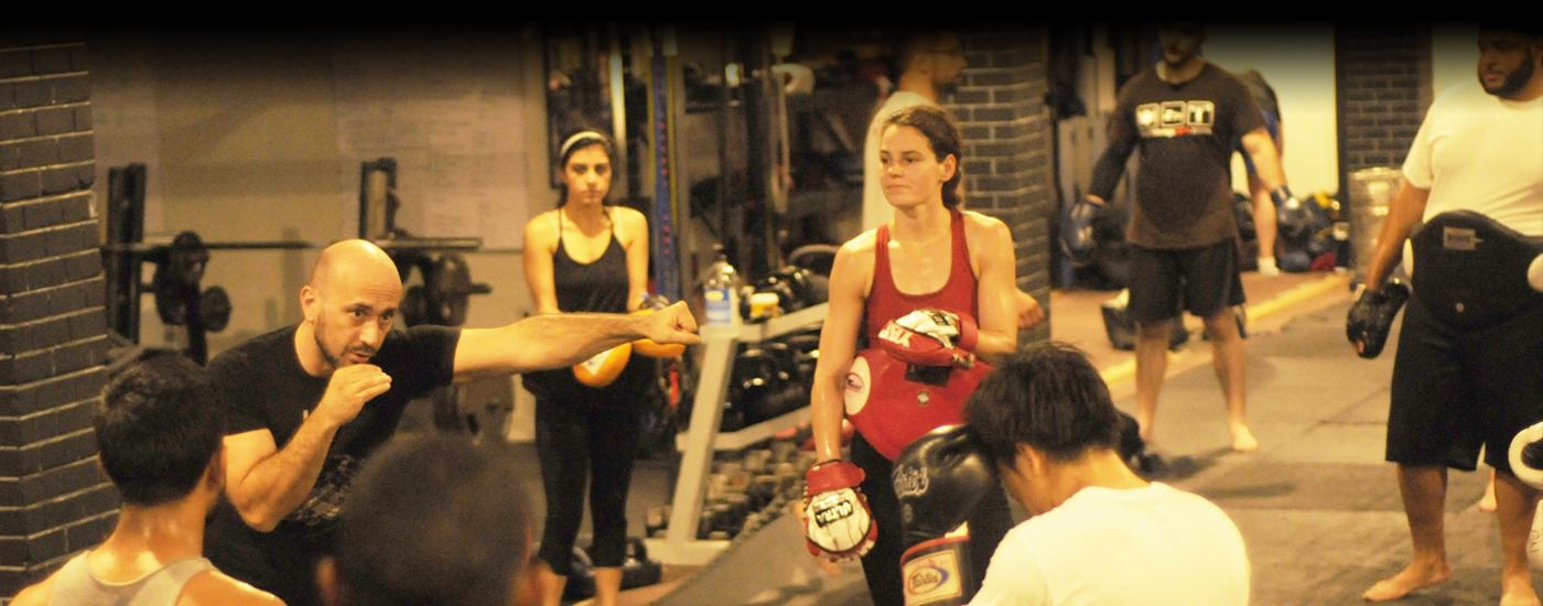 Welcome to Tampa Muay Thai